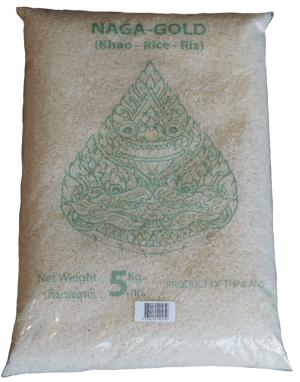 Hom Malee white rice 5kg