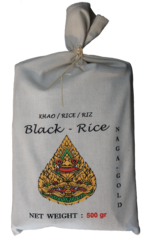 Black rice sin nin