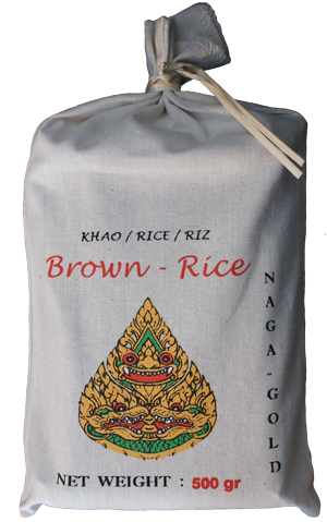 Brown Rice Naga-Gold
