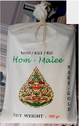 Thai Hom malee premium rice