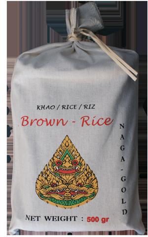 riz rouge thaï