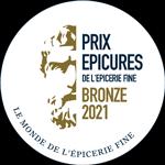 label bronze prix épicure épicerie fine 2021